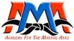 Academy For The Martial Arts Mobile Logo